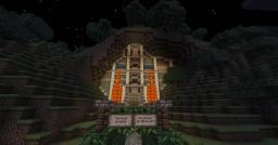 Destination: Professor's Minecraft Laboratory Minecraft Project