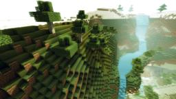 Sonic Ether's Unbelieveable shader mod! Minecraft