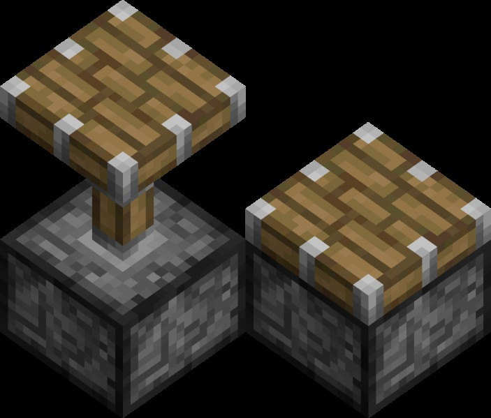 Giant Piston Minecraft Project