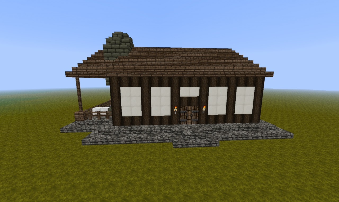 Medieval Furnace / Forge Minecraft Project