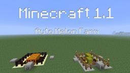 Automatic Melon and Pumpkin Farm Minecraft Blog