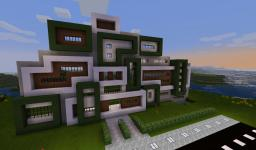 Modern City - Montrium Minecraft Map & Project