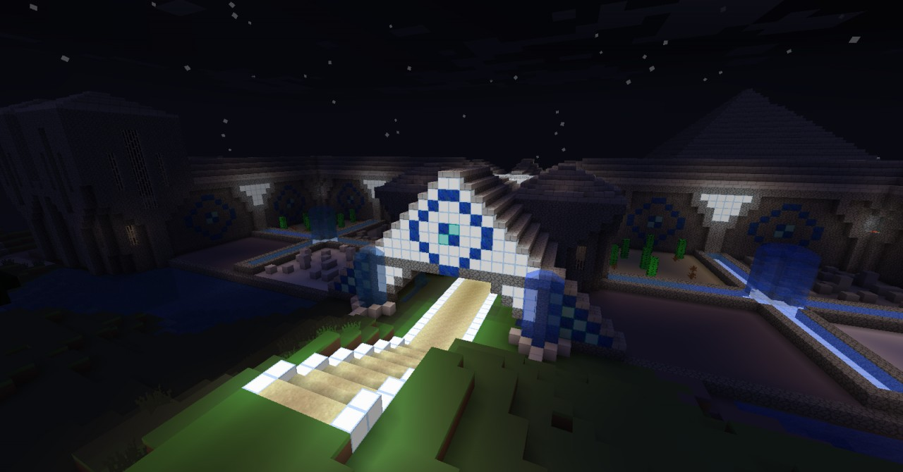 Building - Night