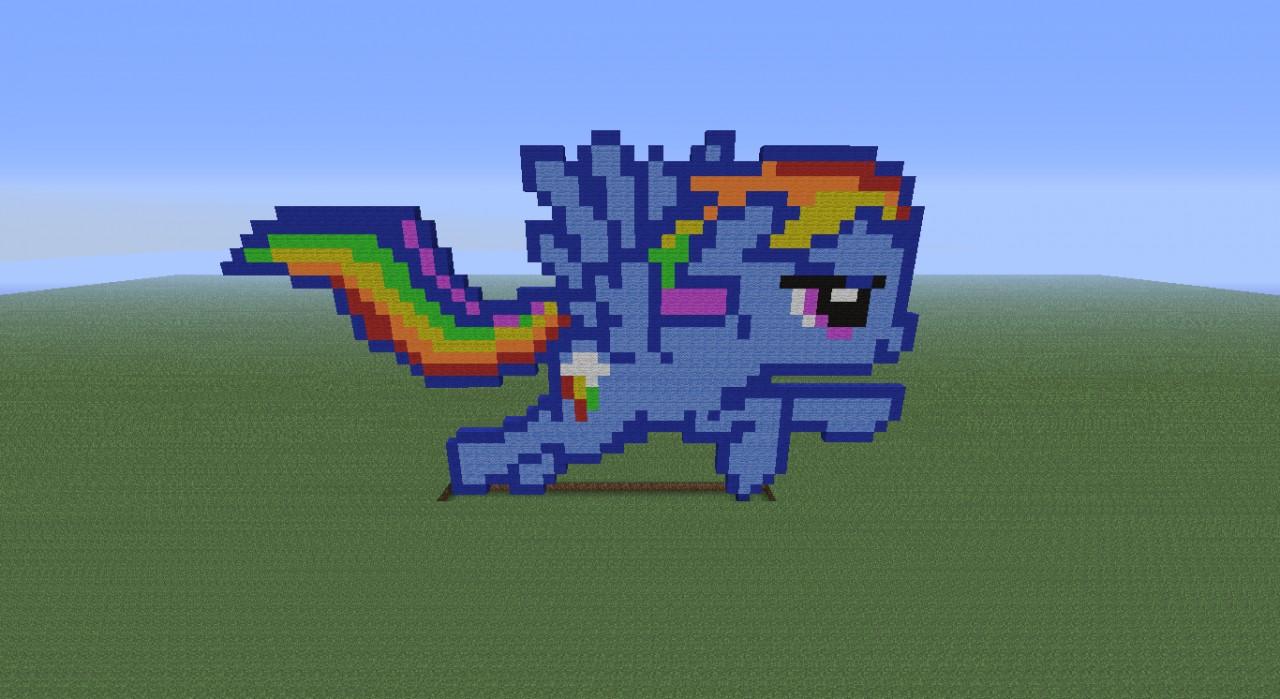 how to build a rainbow beacon 1.11