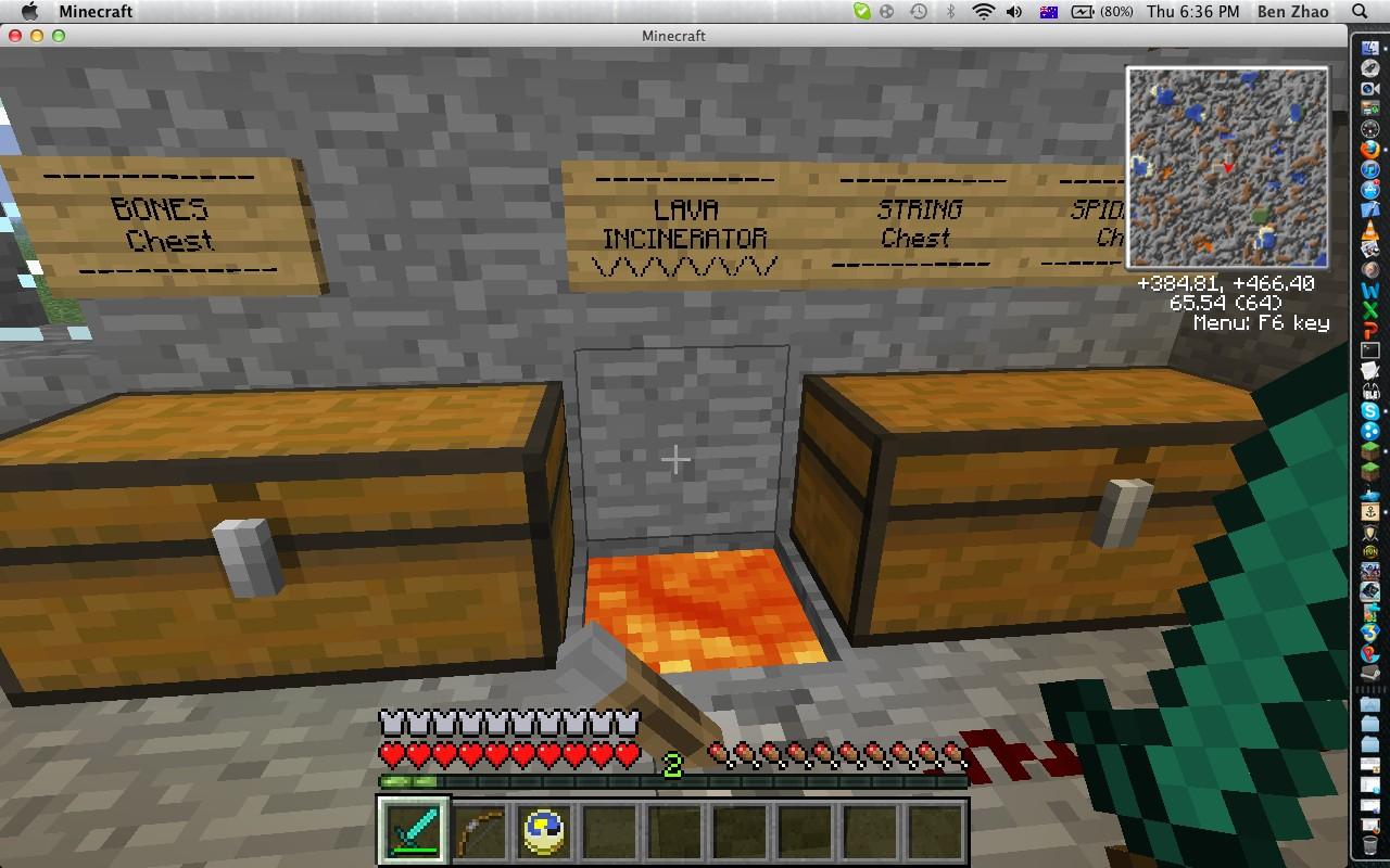 how to make a mob grinder 1.12 no spawner
