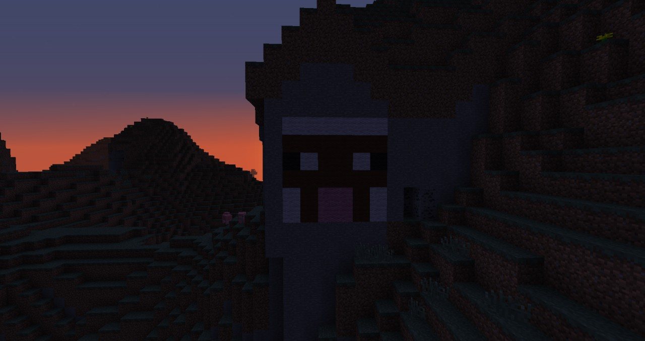 Sheep Face Minecraft Project