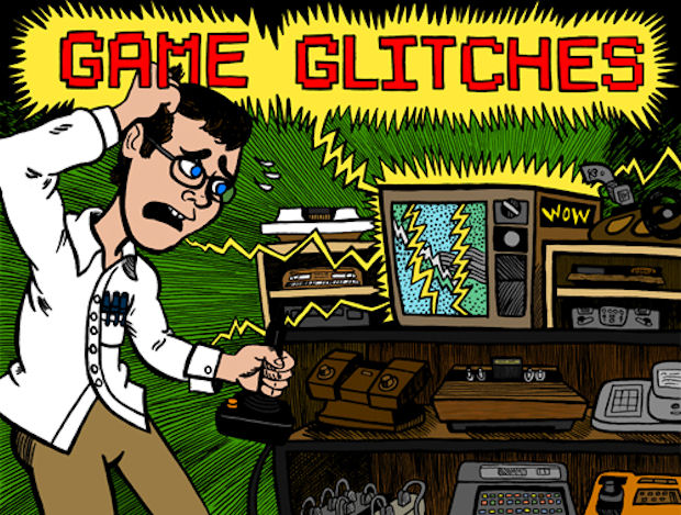 angry video game nerd glitches