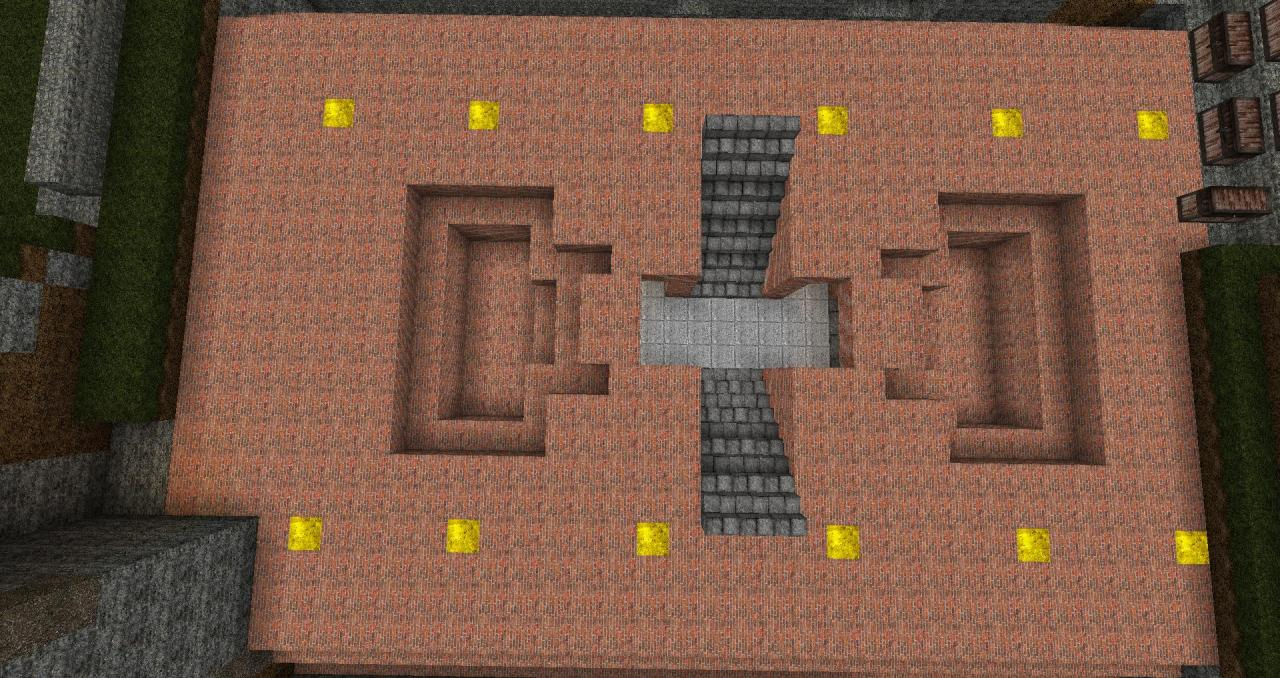 Tube Station Minecraft Project