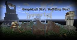 Graphical Me's Building-Pack [Includes: Rollercoaster] Minecraft Project