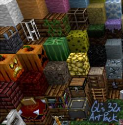 GamingLord's Art Pack Minecraft