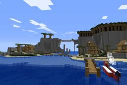 Windwaker Outset Island Minecraft