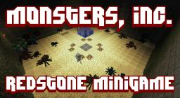 Monsters, Inc. - Redstone Minigame