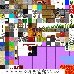Bubba Mine Minecraft Texture Pack