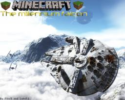 STAR WARS - Millennium falcon Minecraft