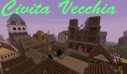 ~Civita Vecchia~   Medieval/Renaissance Town Minecraft Map & Project