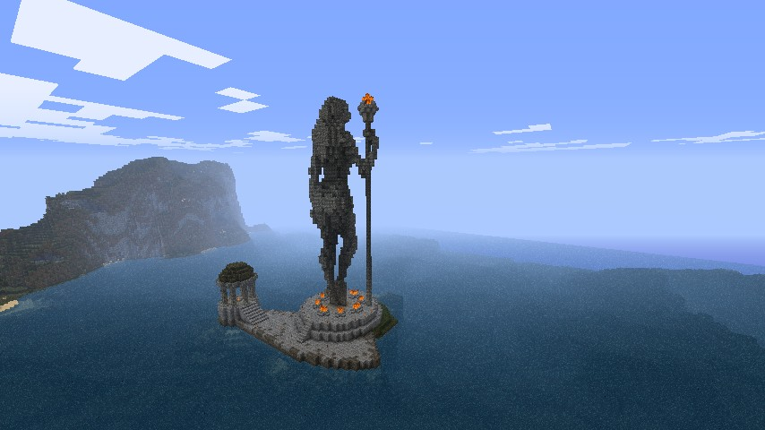 Lighthouse Minecraft Project