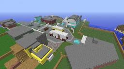 C.O.D Nuketown 1.1 Minecraft Project