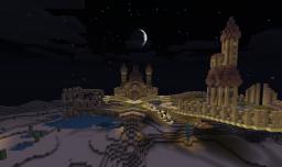 Skyron Minecraft Map & Project