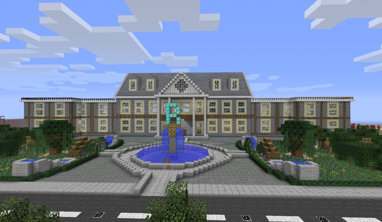 An Overview of Redeye Manor (inc. Back Yard) Minecraft Project on Minecraft Backyard Designs id=70681