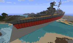 Bismarck Minecraft Map & Project