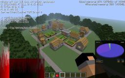 Epic NPC Village Minecraft Project