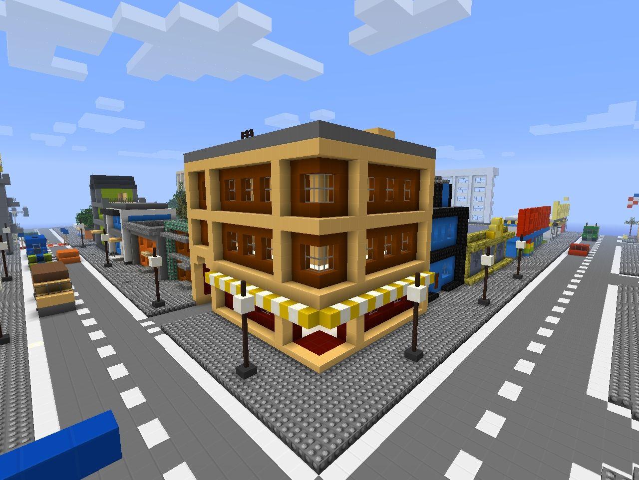 DoubleBrick LEGO TexturePack Minecraft Texture Pack