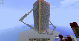 Nuclear bomb Minecraft Map & Project