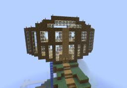 An abstract house or something more? Minecraft