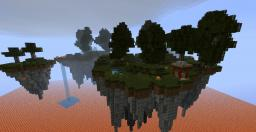 My First time using MCedit making : Floating Islands! Minecraft Project