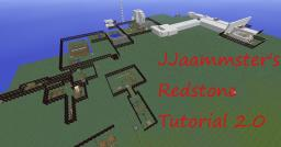 Redstone tutorial v2.0 Minecraft Map & Project