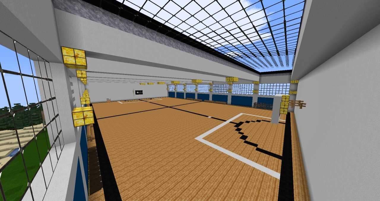 Gym minecraft project