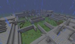Yavin IV Arena (SW Battlefront) Minecraft Map & Project