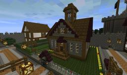 Mr. Popo's School Of Academic Excellence Minecraft Project