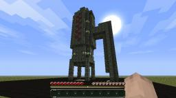 small shuttle Minecraft Map & Project