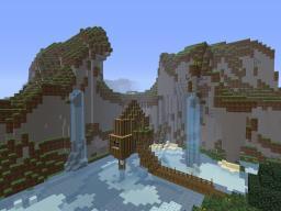 House on Stilts Minecraft Project