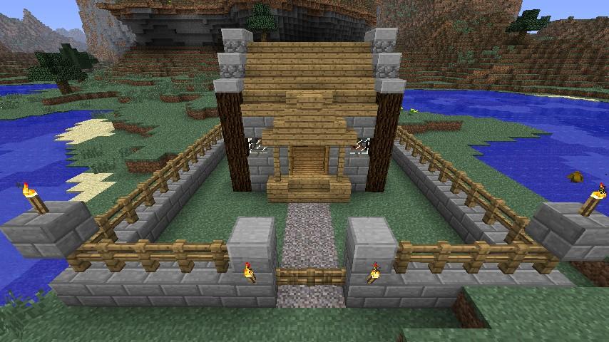 Cozy Cottage Modernized Minecraft Project