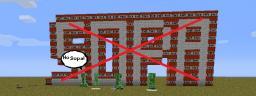 No Sopa! / TNT KILL SOPA!!! HAHA!!! / Minecraft / Planet Minecraft Minecraft Blog