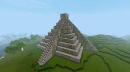 Big Chichen Itza Temple Minecraft