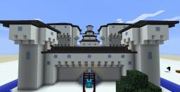 Fortezza di Ghiaccio - Edencraft Minecraft Map & Project