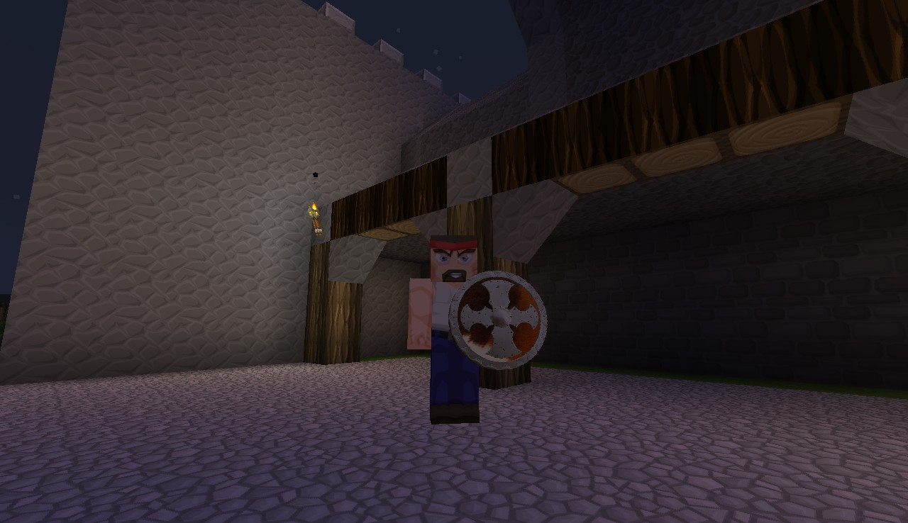 Hide shield from 256x textures