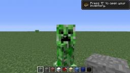 [1.1 SERVER] Anti-grief Mod: Creepers Don't Damage Terrain/blocks! Minecraft Mod