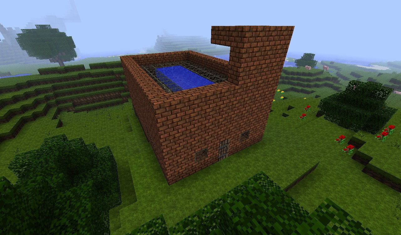 how to build a house in minecraft for beginners