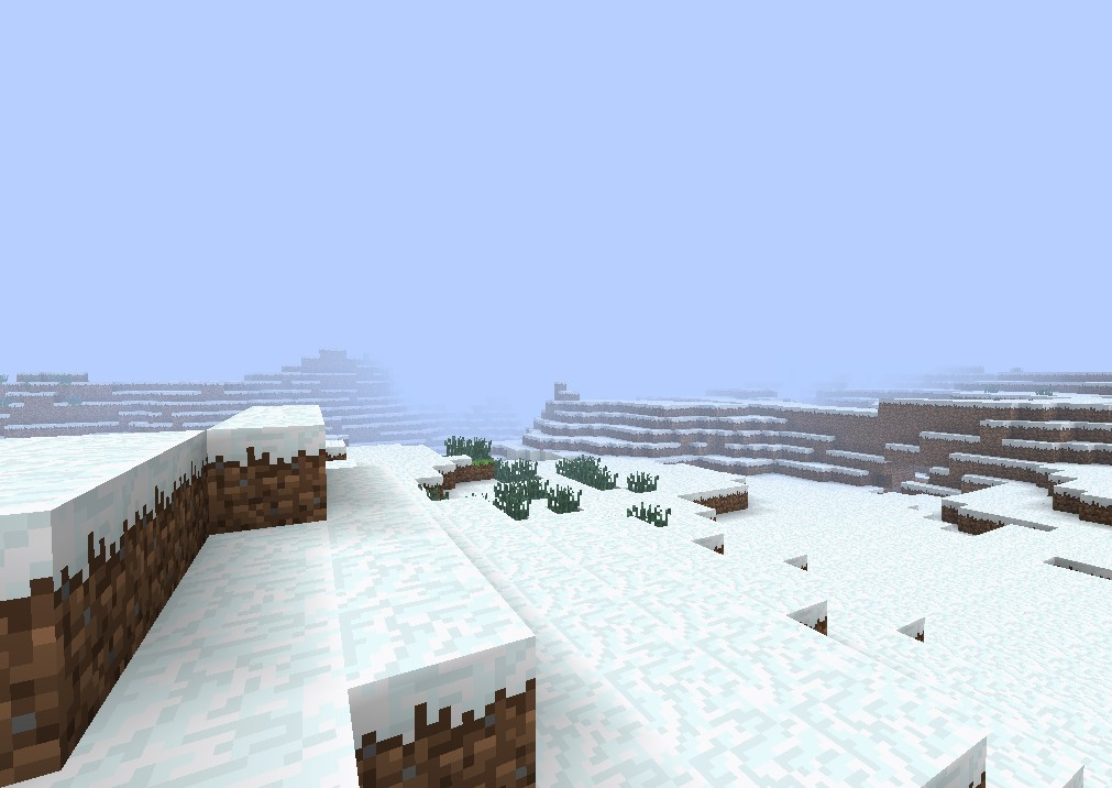MCPE SEED: Snow Biome - Minecraft PE seeds - Get seeds for ...