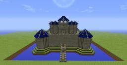 assassinsknife's castle Minecraft Map & Project