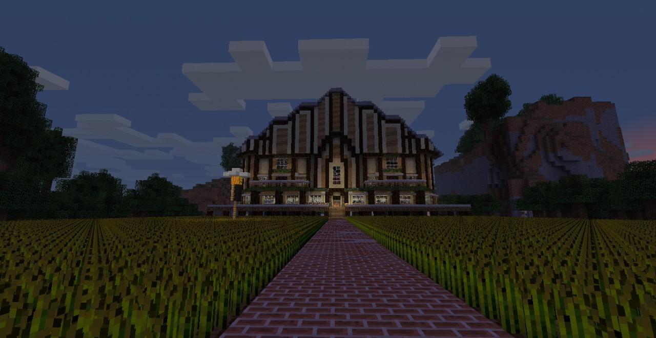 Gordon Rosewater's home