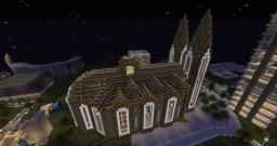 Church of Notch Minecraft Map & Project