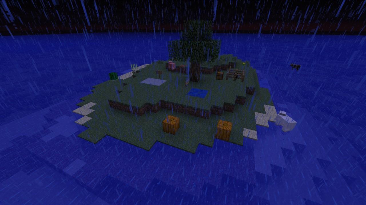 Minecraft Jake Island Map