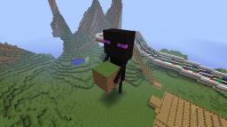enderman statue Minecraft