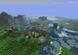 old project (stoped) Minecraft Project