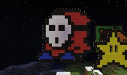 Shy Guy from Mario Games